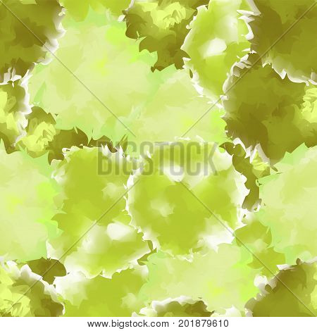 Olive Seamless Watercolor Texture Background. Appealing Abstract Olive Seamless Watercolor Texture P