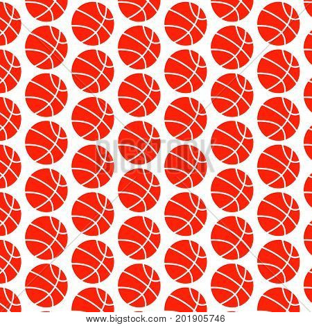 an images of Or pictogram Pattern background Basketball icon