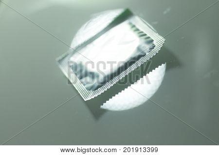 Rubber Condom Contraceptive