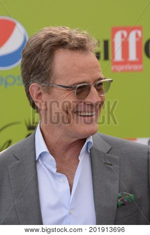 Giffoni Valle Piana Sa Italy - July 20 2017 : Bryan Cranston at Giffoni Film Festival 2017 - on July 20 2017 in Giffoni Valle Piana Italy