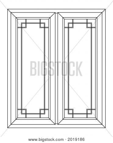 Planimetric Window With Allocation