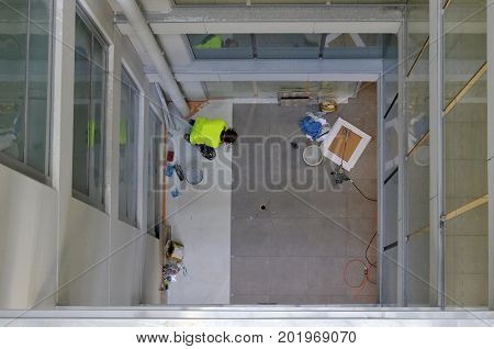Floor Tiling And Fitting Service