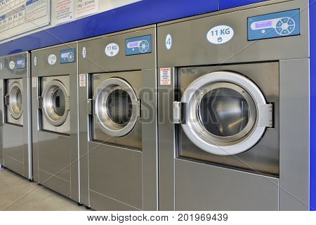 24-hour Self Service Laundry Facility