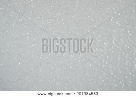roll of bubble wrap isolated side wrap background