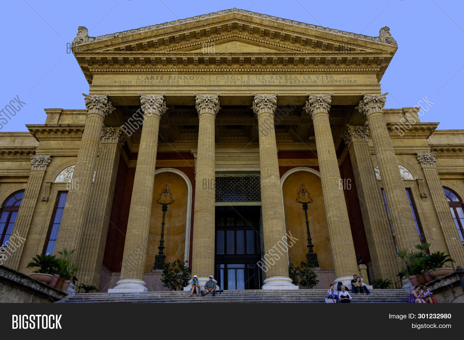 Palermo, Italia - 12 Image & Photo (Free Trial) | Bigstock