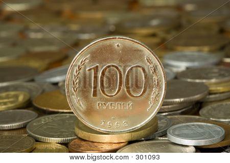 Money 001 Coin Ruble