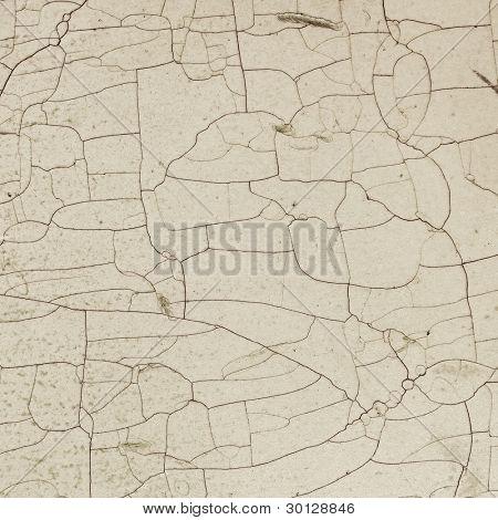 Vintage nitrocellulose lacquer texture, cream white.