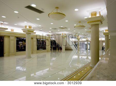Luxus-Interieur
