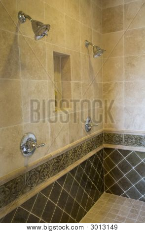 Bathroom Shower For Two