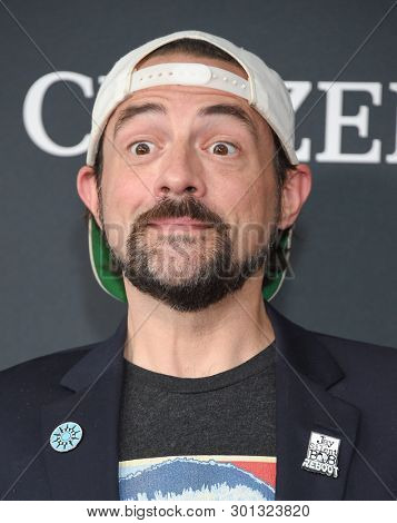 LOS ANGELES - APR 22:  Kevin Smith arrives for the