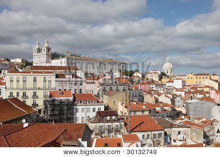 Alfama - Lisbon Portugal