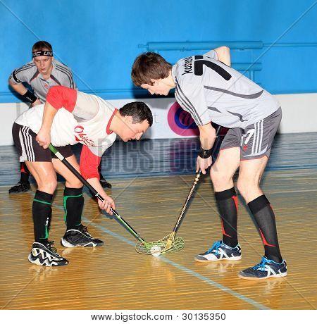 Floorball Championship Of Ukraine 2011-2012