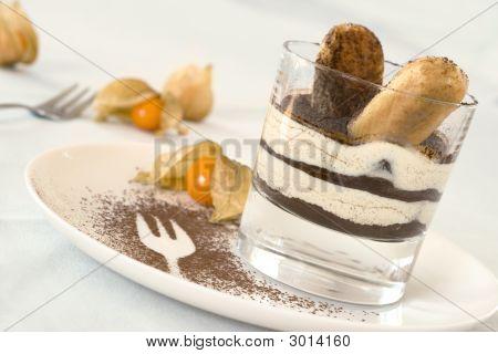 Tiramisu In A Glass