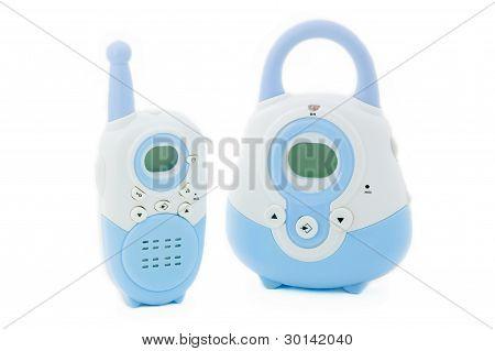 Radio nanny system