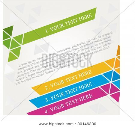 brochure design diagonal