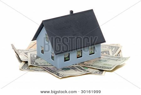 House And Dollar Notes