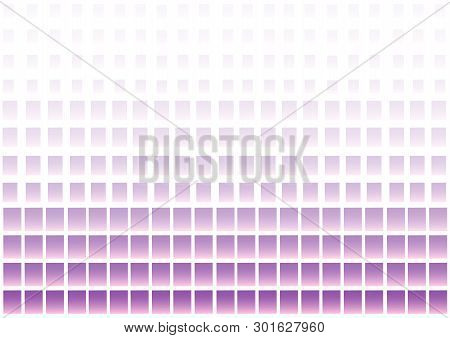Abstract geometric background with purple and pink squares. Vector illustration