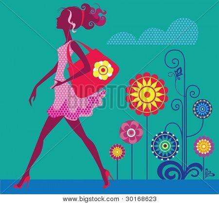 going girl