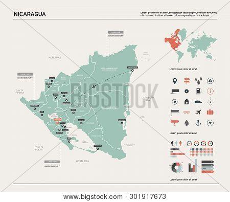 Vector Map Nicaragua Vector & Photo (Free Trial)   Bigstock on kingston map, panama city panama map, panama city, belmopan belize map, la paz, san salvador, granada nicaragua map, nicaragua region map, ometepe nicaragua map, guatemala city, buenos aires argentina map, santo domingo, ciudad sandino nicaragua map, san juan, tegucigalpa map, salvador nicaragua map, chichigalpa nicaragua map, ocotal nicaragua map, lake nicaragua map, nueva segovia nicaragua map, ciudad juarez map, daniel ortega, costa rica map, caracas venezuela map, central america, la chureca nicaragua map, lake nicaragua, san salvador map,