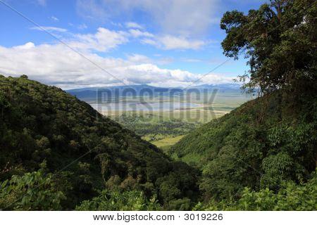 Ngorongoro Krater, Tansania