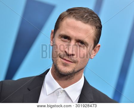 LOS ANGELES - MAY 18:  Jonathan Howard arrives for the 'Godzilla: King of the Monstersl' Hollywood Premiere on May 18, 2019 in Hollywood, CA