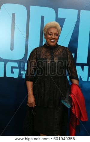 LOS ANGELES - MAY 18:  CCH Pounder at the