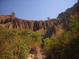 Exotic Form Rocks