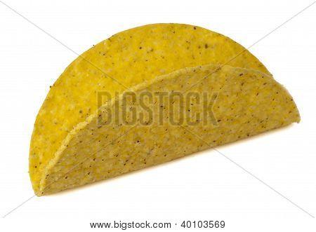Empty Taco Shell