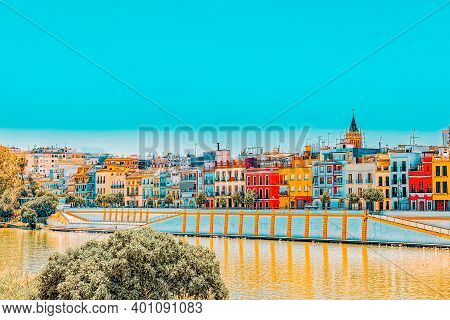 View From The Coast Of The Guadalquivir To The Triana District I