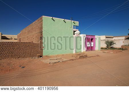 Karma, Sudan - 21 Feb 2017. The Local Market In Karma, Sudan, Africa