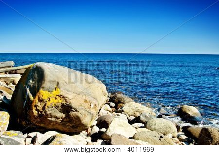Sea And Big Stone