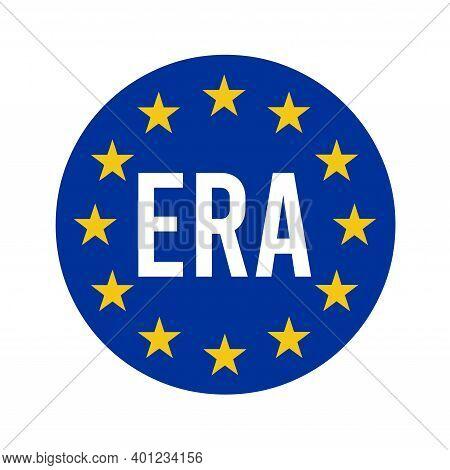 Era, European Union Agency For Railways Sign