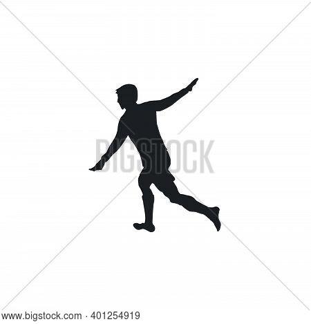 Aero Plane Goal Celebration - Silhouette Soccer Goal Celebration - Shot, Dribble, Celebration And Mo