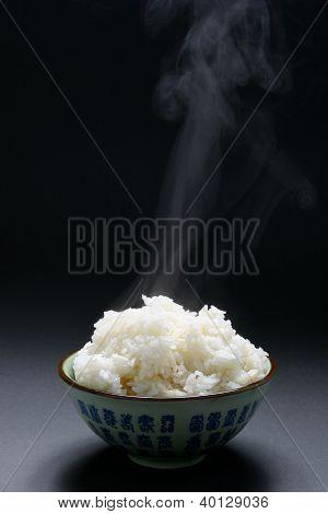 Chinese white rice