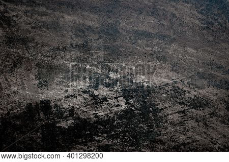 Silver Texture. Metal Wall Pattern. Silver Steel Plate Texture For Iron Sheet Material Background. A