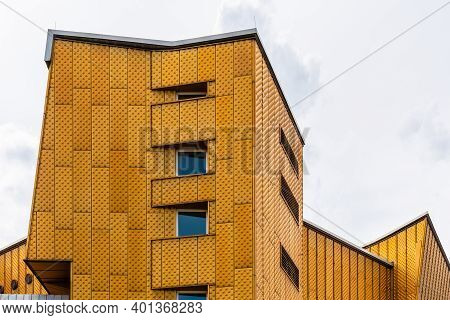 Berlin, Germany - July 28, 2019: Chamber Music Hall. It Is A Concert Hall In Berlin Home To The Berl