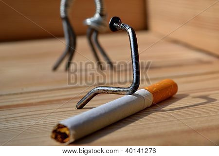 The Harm From Smoking