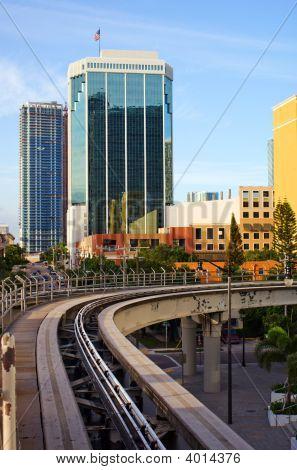Urban Elevated Track