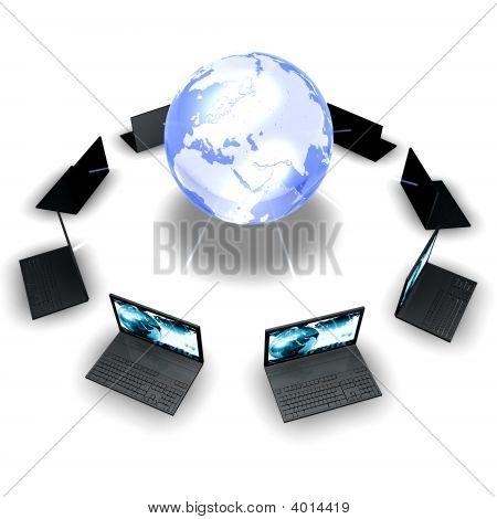 Laptops Around The World