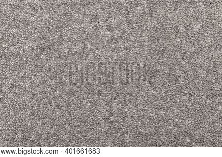 Top View Of Textured Thermocol Background, Close Up