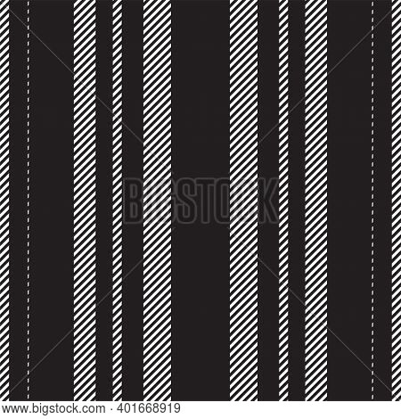 Stripes Pattern Vector. Striped Background. Stripe Seamless Texture Fabric. Geometric Lines Design T
