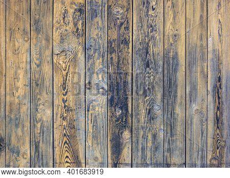 Full Frame Shot Of A Rundown Wooden Wall