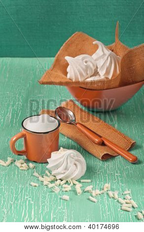 Meringues And Milk