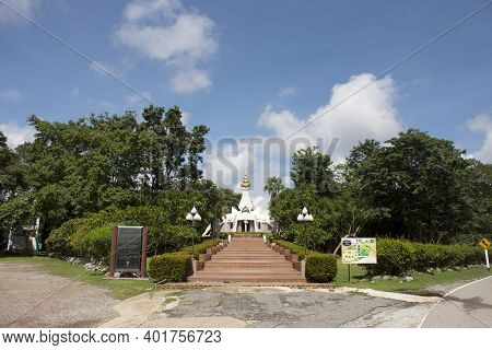 Stupa Museum Of Monk Luang Pu Khao Ananyo For Thai People And Foreign Travelers Travel Visit And Res
