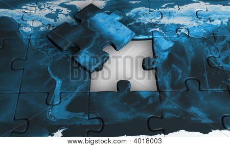 Jigsaw Earth