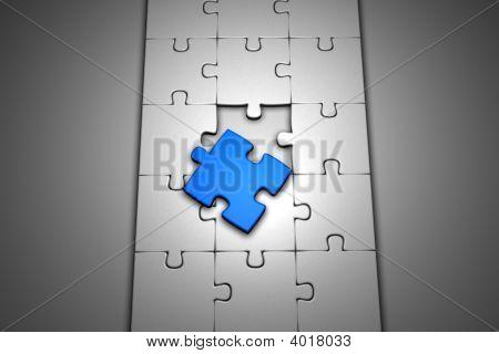 Jigsaw Floor