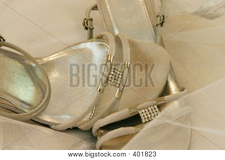 Ladies Strap Shoe