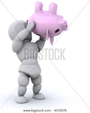 Shake The Piggy Bank