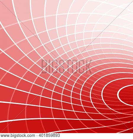 Abstract red background design. Grid curves style background for brochures, flyers and business cards.