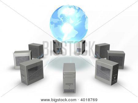 Computers Around The World